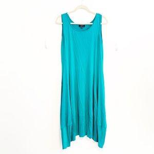 Comfy USA Teal Dress